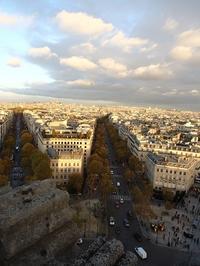 PARIS散策~夕景 - クルーズとパリ旅行