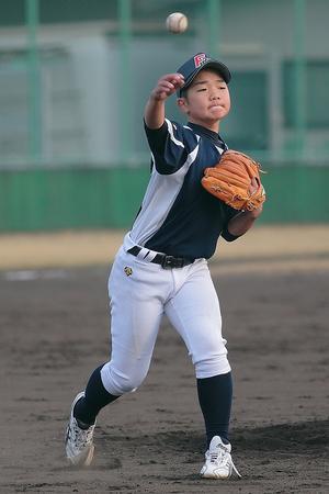 練習試合 vs京都嵐山ボーイズ8 - 福知山ボーイズクラブ