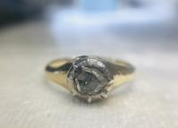 バーニーズニューヨーク六本木店より、ローズカットダイヤモンドリングのご紹介です。 - AntiqueJewellery GoodWill