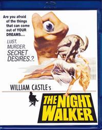 「ナイト・ウォーカー夜歩く人」The Night Walker  (1964) - なかざわひでゆき の毎日が映画三昧