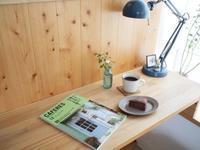 『CAFERES 12月号』に掲載していただきました。 - Tumugi