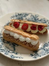 【1月】お菓子教室のご案内 - Le Chat Roseのお菓子日記