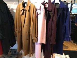 カシミアのコートをオーダーメイド - おしゃれを巡る冒険