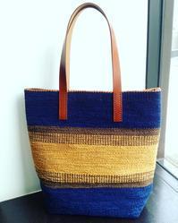やまだちかこ 布織りバッグ作品展 最終日です - 坂日和