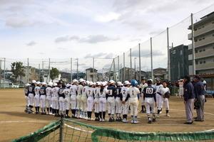 2018年大阪府少年野球連盟第三ブロックのオールスター大会 準決勝 - 大阪府富田林少年軟式野球連盟です。