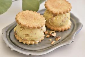 【レシピ】豆乳クリームでアイスクリーム - honey+Cafe