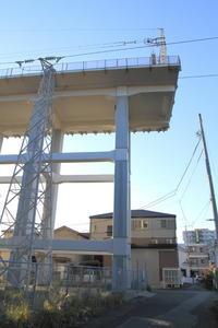 三島発射台③ - 新幹線の写真