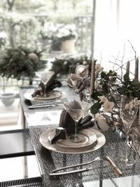 Flower Lesson@Flower Salon Yoriko Zasu - お茶をどうぞ♪