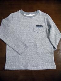 グレイ・Tシャツ - M's Factory
