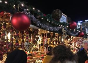 秋のイタリア旅行2018⑧ イタリア最大のクリスマスマーケット - ユキキーナの日記