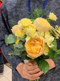 【140th与謝野晶子生誕祭】ブーケがご縁でつながる出会い - ルーシュの花仕事
