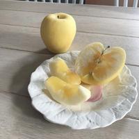 ◆フランスアンティーク*蜜リンゴとリンゴ(?)のバルボティーヌ♪ - フランス雑貨とデコパージュ&ギフトラッピング教室 『meli-melo鎌倉』