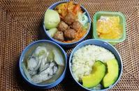 牡蠣のお味噌汁 - 好食好日