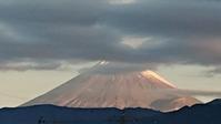 12月11日、4日ぶり、我が家から見た富士山とボヤキです -   心満たされる生活