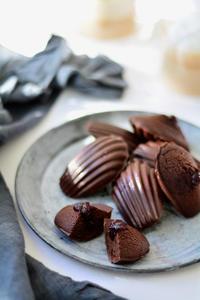 マドレーヌ ナチュール & ショコラレッスンのお知らせ - Misako's Sweets Blog