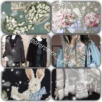 PINK HOUSE☆1月新作サンプル12/14~16 - 札幌路面店 PINKHOUSE INGEBORG ときめきの宝石箱