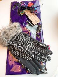 メールも打てる手袋 - aminoelのオーナーブログ(笑光輝)キラキラ☆