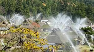 放水訓練   京都府 - ty4834 四季の写真Ⅱ
