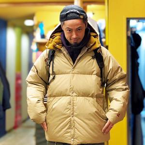 BOSSノ越冬 - FLATBUSH -clothes LAB.-