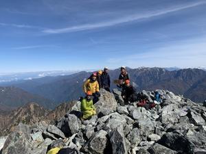剱岳の古道を探す - 探検家高橋大輔のブログ
