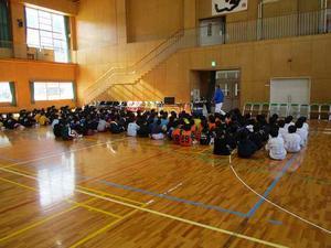 20181208_フレッシュ大会 - 日出ミニバスケットボール