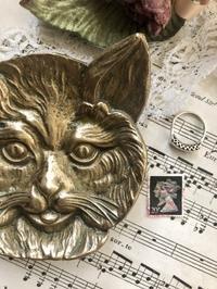 ●英国ヴィンテージ  真鍮、メタル製の動物たち - 英国古物店 PISKEY VINTAGE/ピスキーヴィンテージのあれこれ