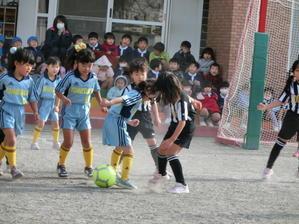 サッカー大会予選2日め -