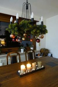 蝋燭の灯りを楽しむ - ドイツの陽だまり