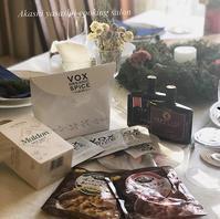 クスパ様よりクリスマスプレゼント - ーAkashi Yasashii Cooking Salonー明石 料理教室/家庭料理・おもてなし料理/テーブルコーディネート/明石/垂水/神戸/加古川