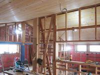 たったったの木工事 - 安曇野建築日誌