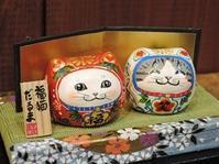 新着~河辺花衣さん~ - 湘南藤沢 猫ものの店と小さなギャラリー  山猫屋