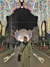 2018ルミナリエで担々麺! - TOOTH TOOTH 総料理長 松下 平のブログ
