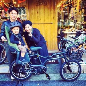 EZ ! BP02 !! パナソニック電動車特集『バイシクルファミリー』Yepp ビッケ ステップクルーズ 電動自転車 おしゃれ自転車 チャイルドシート bobikeone BEAMS ビームス - サイクルショップ『リピト・イシュタール』 スタッフのあれこれそれ