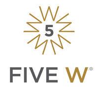 5Wロゴ商標登録®️ - 5W - www.fivew.jp