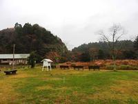 降り続いた雨 - 千葉県いすみ環境と文化のさとセンター