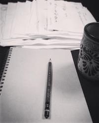 Liveと書について - 桃蹊Calligrapher ver.2