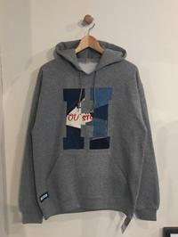 HOLLYWOOD RANCH MARKET / HRR CUT OFF PTW H PATCH SWT PARKA - Safari ブログ