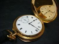 アンティークJ、W、BENSON懐中時計ミニッツリピーター - アンティーク(骨董) テンナイン