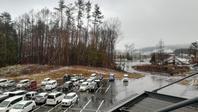 今季初めての雪 - もの作りの裏側 太陽電機株式会社ブログ