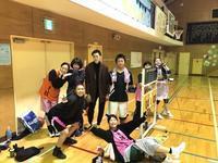 第769Q:18/12/11 - ABBANDONO2009(杉並区高円寺で平日夜活動中の男女混合エンジョイバスケットボールチーム)