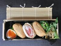 12/13お稲荷さん弁当 - ひとりぼっちランチ