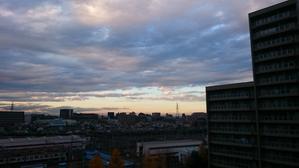 Y様邸マンション現場からの眺望。。 - 一場の写真 / 足立区リフォーム館・頑張る会社ブログ