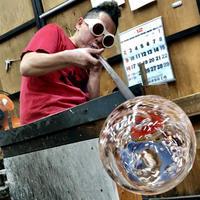 ガンガン吹いてます! - glass cafe gla_glaのグダグダな日々。