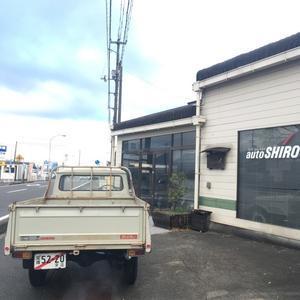 DATSUN Truck 320-2 - ロフトガレージ オート・シロー