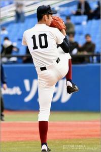 DRAFT2018-10大阪桐蔭横川 凱投手 - すべては夏のためにⅡ