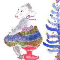ひーちゃんのクリスマス - あけび Handmade