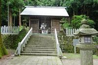 養老神社(菊水天神) - レトロな建物を訪ねて