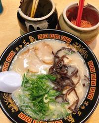 791、   博多 三氣 - おっさんmama@福岡 の外食日記