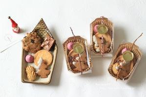 クリスマスのクッキーBOX - Bon appetit!