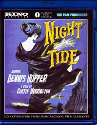 「ナイト・タイド」Night Tide  (1961) - なかざわひでゆき の毎日が映画三昧